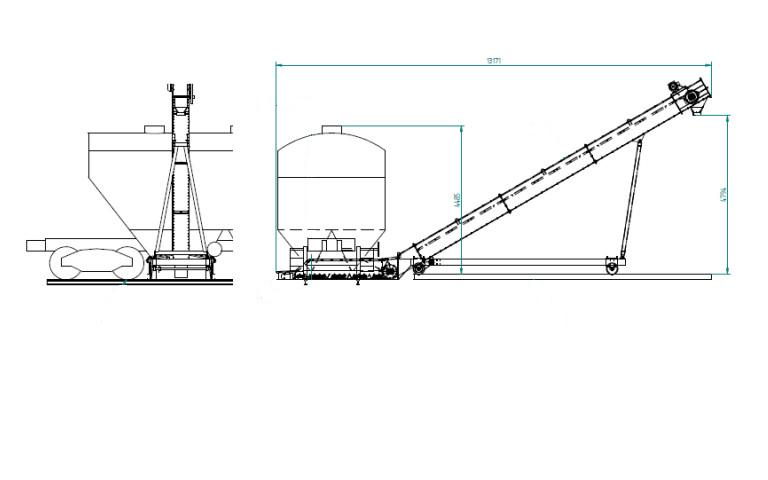 mobilnaya ustanovka vugruzki cementa